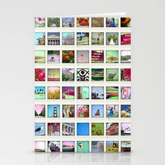 collection of moments Stationery Card