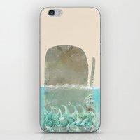 into the wild the whale iPhone & iPod Skin