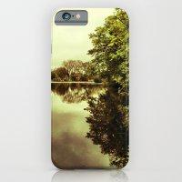 iPhone & iPod Case featuring World Beneath  by Darien Hoogacker