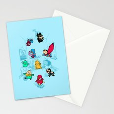 They Were Born This Way Stationery Cards