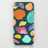 Sea Shells iPhone 6 Slim Case