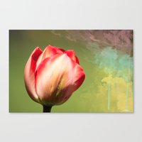 Every Flower Canvas Print