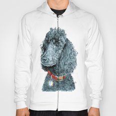 Whitney the Poodle Hoody