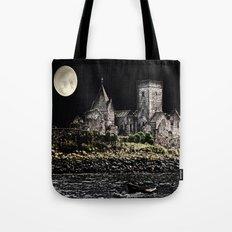Inchcolm Abbey  Tote Bag