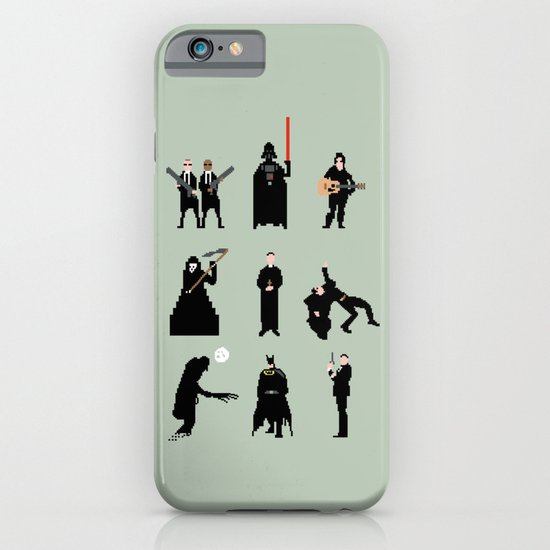 Men in Black iPhone & iPod Case