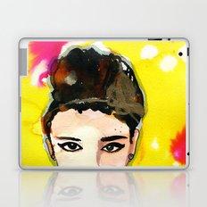 Smokey eyes Laptop & iPad Skin