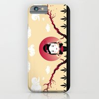 iPhone & iPod Case featuring Geisha2 by AnishaCreations