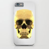 Polygon Heroes - Gold Sk… iPhone 6 Slim Case