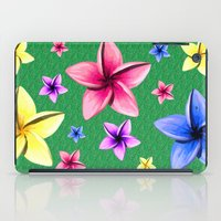 Flower Crazy iPad Case