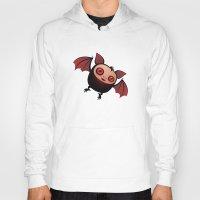 RedEye the Vampire Bat Boy Hoody