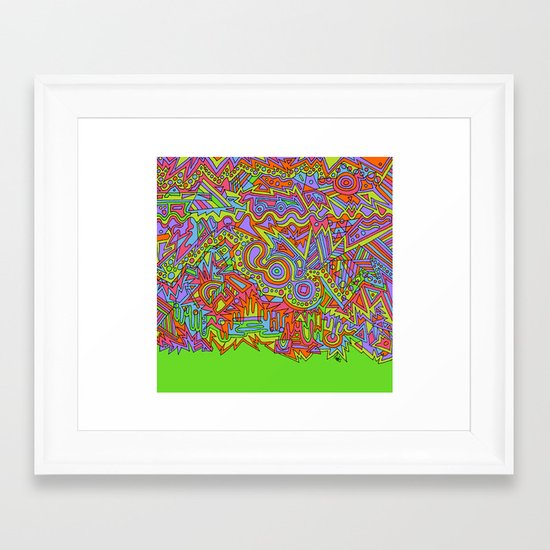 Maccles Framed Art Print