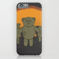 iPhone & iPod Case featuring Dawn of the Ted by Leo Canham