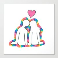 Valentines Day! Canvas Print