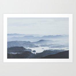 Art Print - Sri Lanka V - Luke Gram