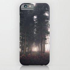 Forests Fog iPhone 6 Slim Case