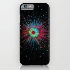 Neon Explosion iPhone 6 Slim Case