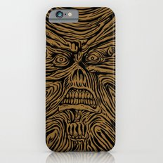 book looks like a face iPhone 6s Slim Case