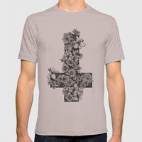 Dusk/Dawn Mens Fitted Tee Cinder SMALL