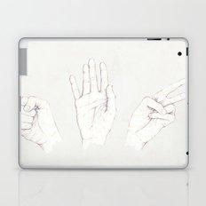 The Holy Trinity  Laptop & iPad Skin