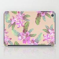 Tahitian Garden {C} iPad Case