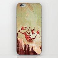 The Devil Is A Jerk iPhone & iPod Skin