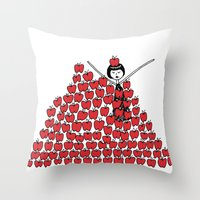 Eloise Went Overboard On… Throw Pillow
