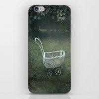 Left Behind iPhone & iPod Skin