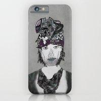 iPhone & iPod Case featuring Platonic years by gwenola de muralt