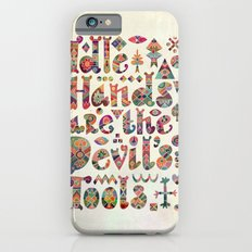 Devil's Tools iPhone 6 Slim Case