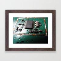 #masterfactory Framed Art Print