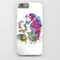 Beauty and the Beast iPhone 6 Slim Case