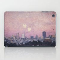 Where We Left Our Hearts iPad Case