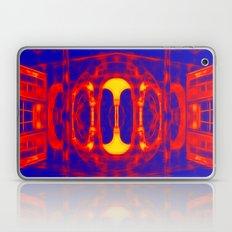 Fiery Portal Of Our Nigh… Laptop & iPad Skin