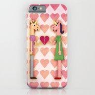 Whole Heart Unicorn iPhone 6 Slim Case