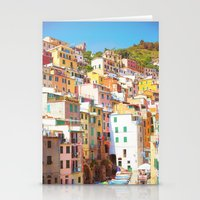 italy Stationery Cards featuring Italy by Giorgio Fochesato