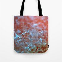 Solar Crystals III Tote Bag