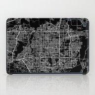 Arlington Map Texas iPad Case