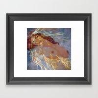 Aphrodite II Framed Art Print