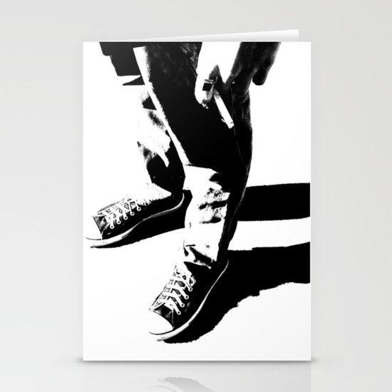 Indie Rock Stationery Card