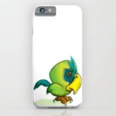 Green Parrot iPhone 6 Slim Case