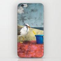 Sea Gull iPhone & iPod Skin