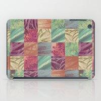 Nature pattern iPad Case