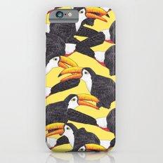 Toucans [yellow] Slim Case iPhone 6s