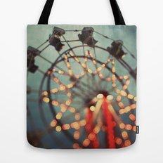 Starfall Tote Bag