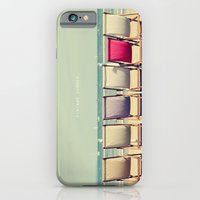iPhone & iPod Case featuring Vintage Summer by Gisele Morgan