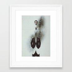 What Do You Go Home To? Framed Art Print