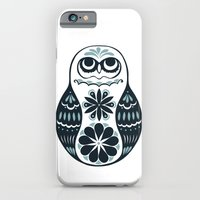 Flower Owl Matryoshka - … iPhone 6 Slim Case