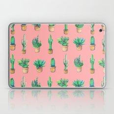 cactus pink, more cactus Laptop & iPad Skin