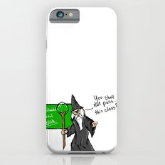Gandalf the teacher iPhone 6 Slim Case