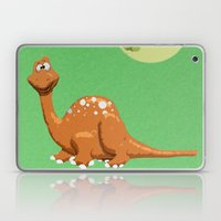 Dino Doodle Laptop & iPad Skin